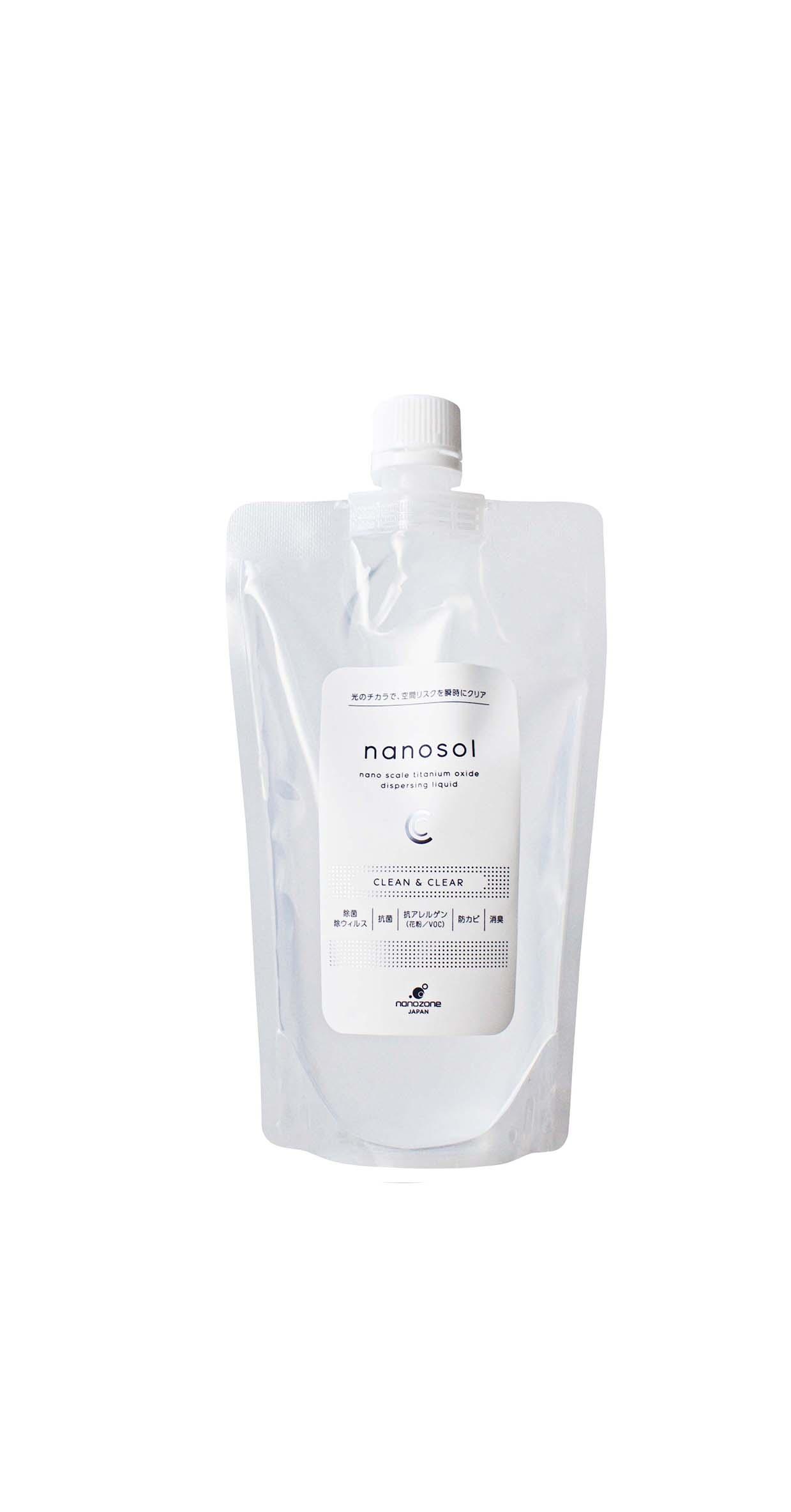 Nanosol 300ml詰替